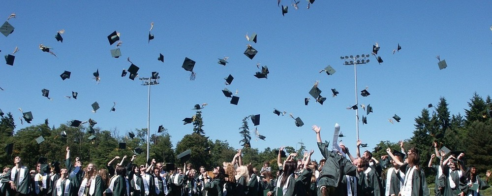 Content graduation traditions around the world